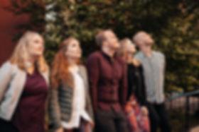 Lauluyhye Kuvaja | Anni-Kaisa Haukka, Anna Karjula, Laura Vallenius, Joona Vallenius, Aleksi Vasko
