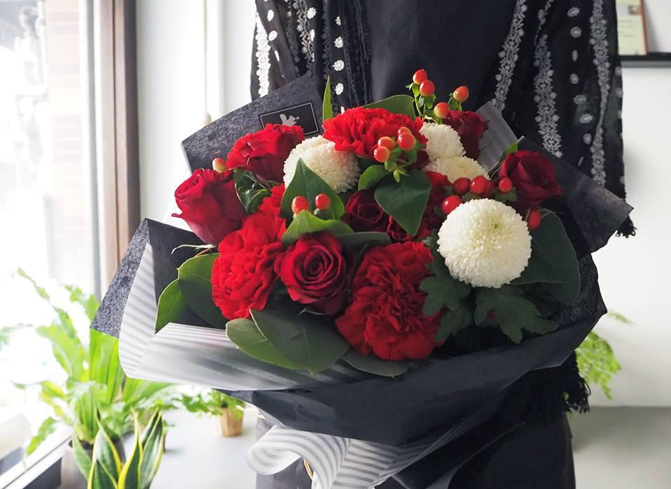 母親節花束;康乃馨花束