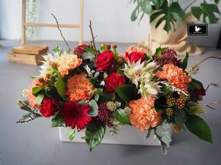 文定居家擺設盆花