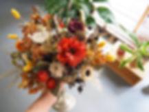 2900 復古色調乾燥不凋盆花 約25X25X30 5.jpg
