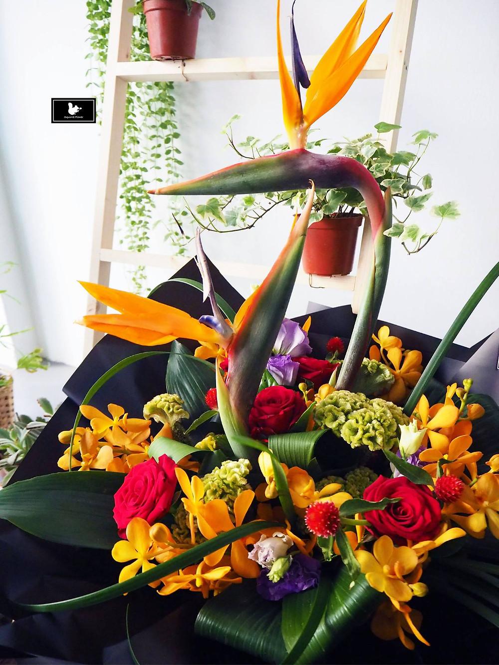 新竹畢業花束