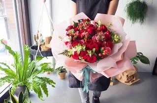 新竹求婚花束