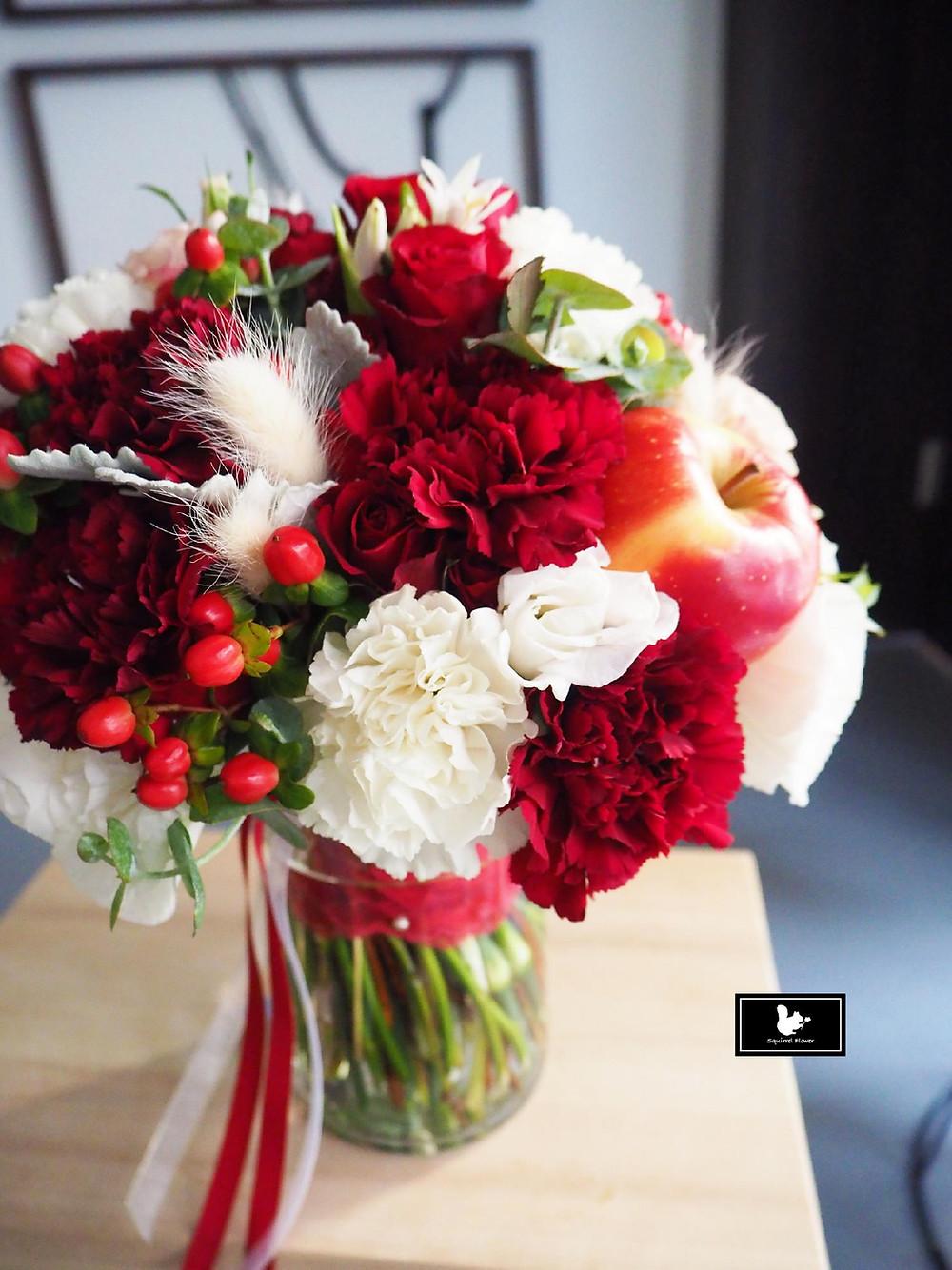 新竹新娘捧花