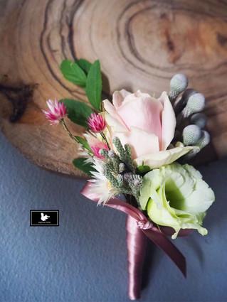 婚禮用胸花