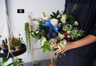 婚禮用新娘捧花