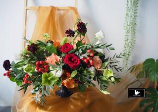 五月花藝課程(2018)