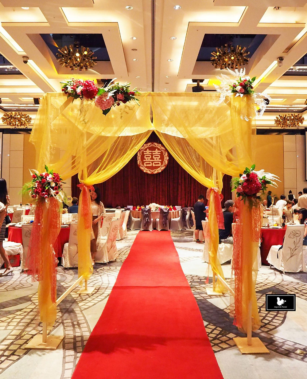 新竹婚禮佈置
