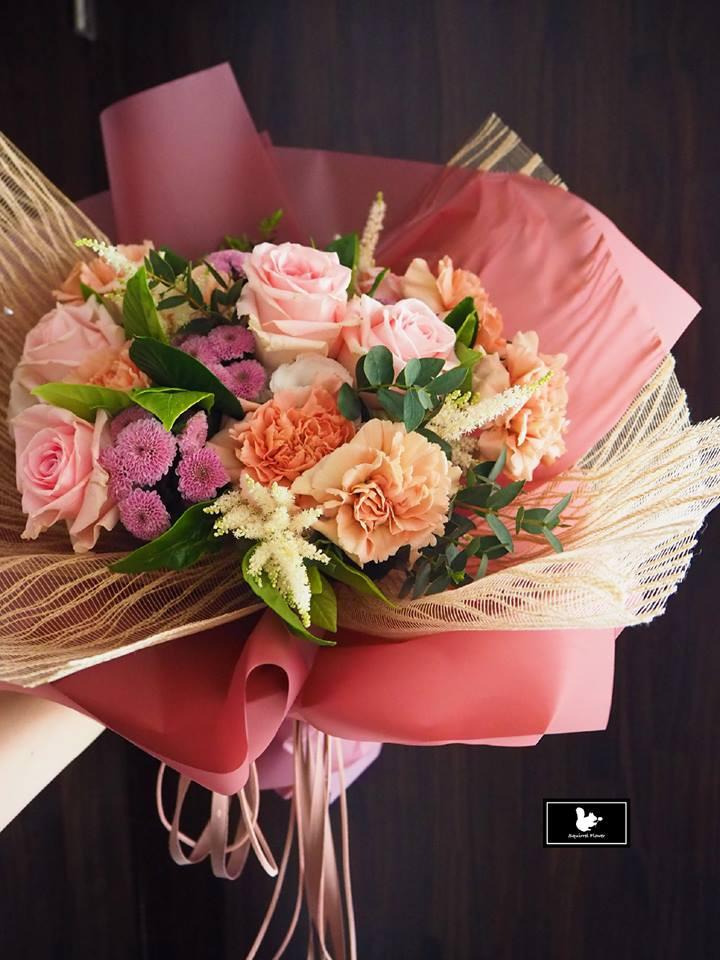 新竹母親節花束