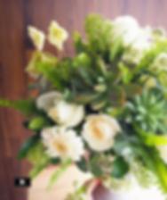 盆花,主桌花