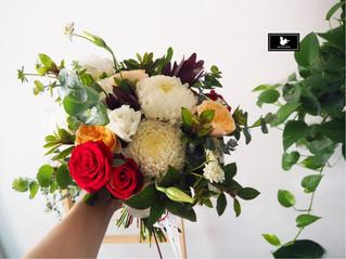 婚紗攝影用捧花