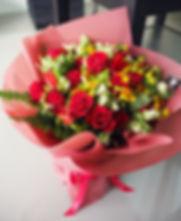 花束,主桌花,文定花