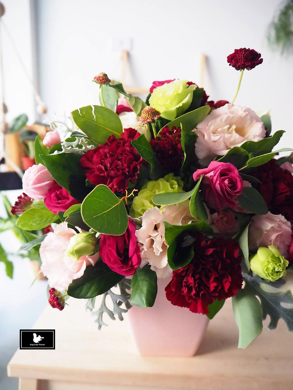 新竹母親節盆花