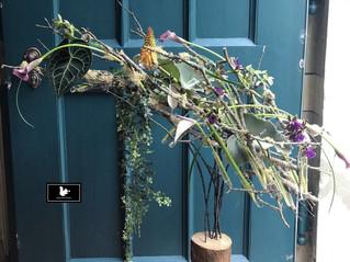 盆花插座設計