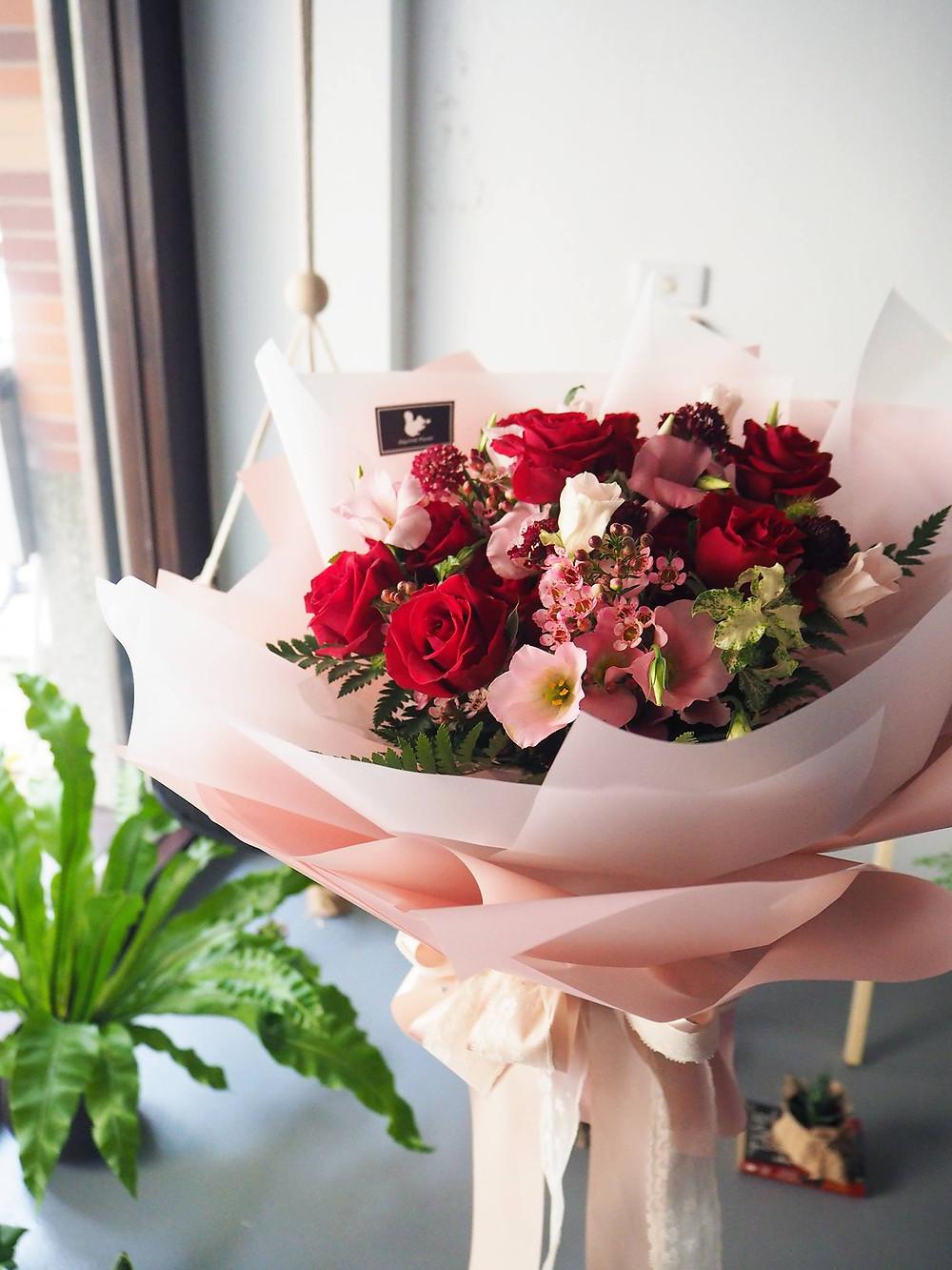 新竹求婚花束;竹北