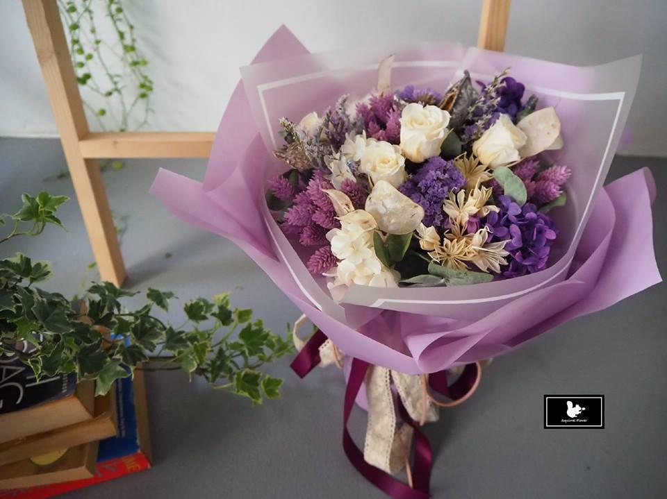 新竹不凋求婚花束