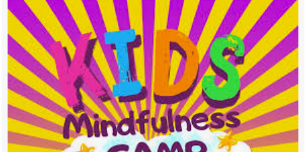 Kreative Kids Mindfulness Camp