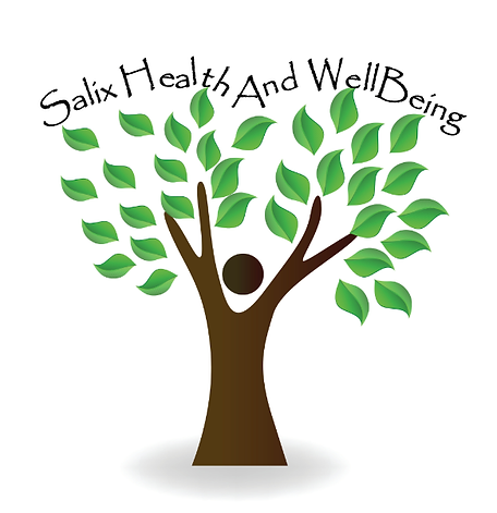 salix health and wellbeing brand logo