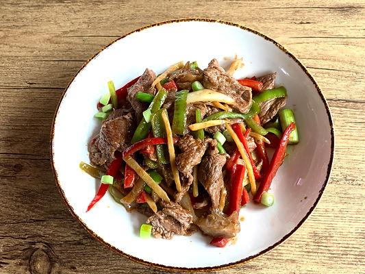 Pad Khing Beef.JPG