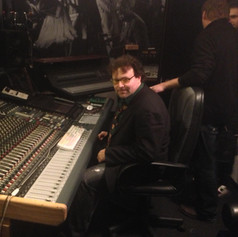 Jimmy on the console