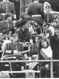 19867 High School Marching Band