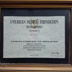 American Musical Foundation