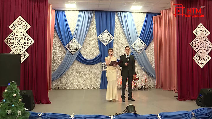 A gala concert was held at the regional UFSIN. Every year, on the eve of the New Year, talented convicts from the colonies in Mordovia prepare festive performances. This time the show was great. It was watched by Anastasia Tsiligina and Andrey Prosvirkin.