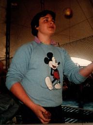 Jimmy juggles
