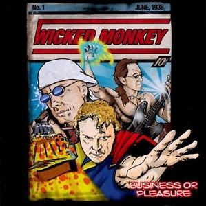 Wicked Monkey Business or Pleasure Album