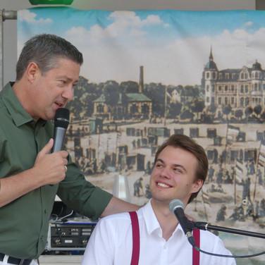 Usedom tanz mit Joachim Llambi