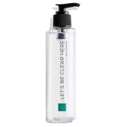 Let's Be Clear Here Cleanser- TUEL