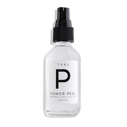 Power Peel Refining Glycolic Acid Gel- TUEL