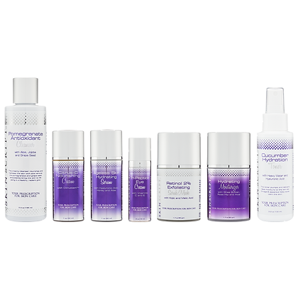 Dry Skin Kit -Full Regimen
