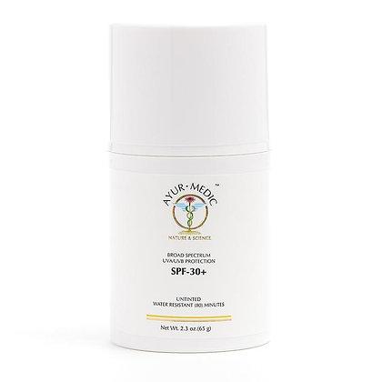 Ayur-Medic SPF 30+ Untinted Sunscreen