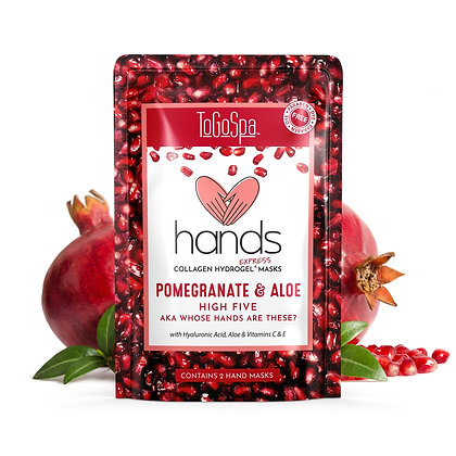 Pomegranate + Aloe HANDS