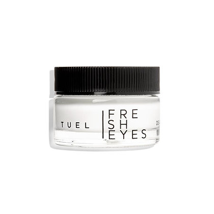 Fresh Eyes De-Puff Moisture Lotion- TUEL