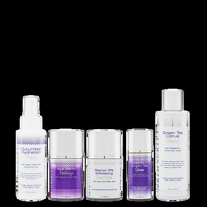 Rosacea/Sensitive Skin Kit- Full Regimen