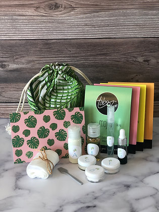 Pina Colada At Home Facial Kit