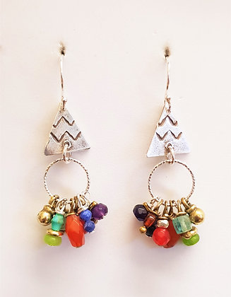 Small Mexican style Earrings