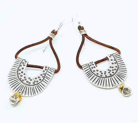 Horseshoe Shape Earrings