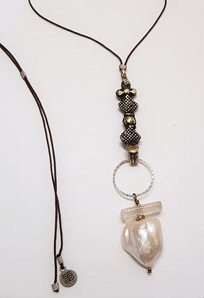 Vintage Pearl Fine Pendant