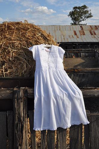Heirloom Pin-tucked Nightdress