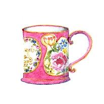 Pink Mug Gift Card