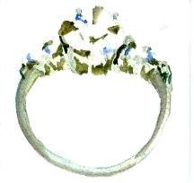 Diamond Ring Gift Card
