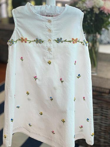 Children's Embroidered Dress