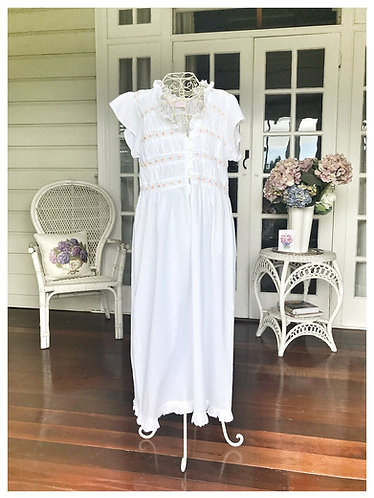 Heirloom Embroidered Nightdress