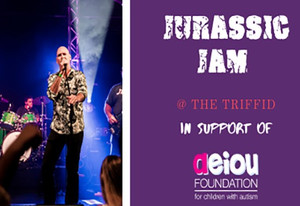 Jurassic Jam is Back at The Triffid!!  Sept 11, 2021
