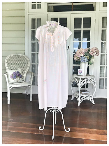 The Antoinette Pink Nightdress