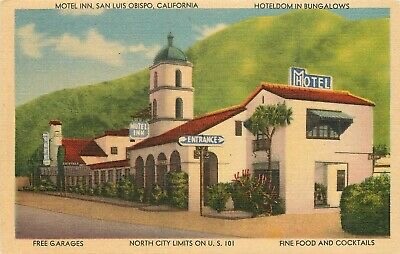 The World's First Motel