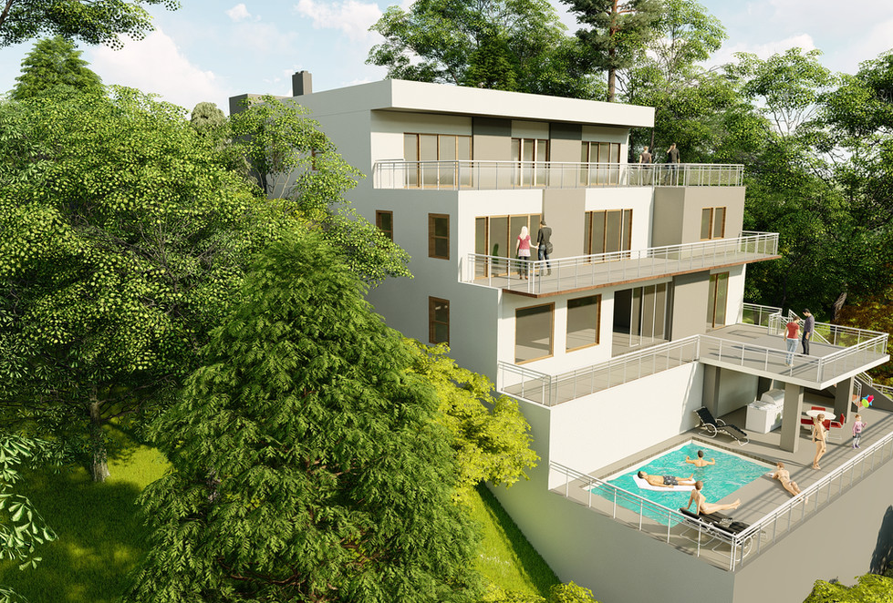 Buenos Aires Dr, Single Family Residence View 3