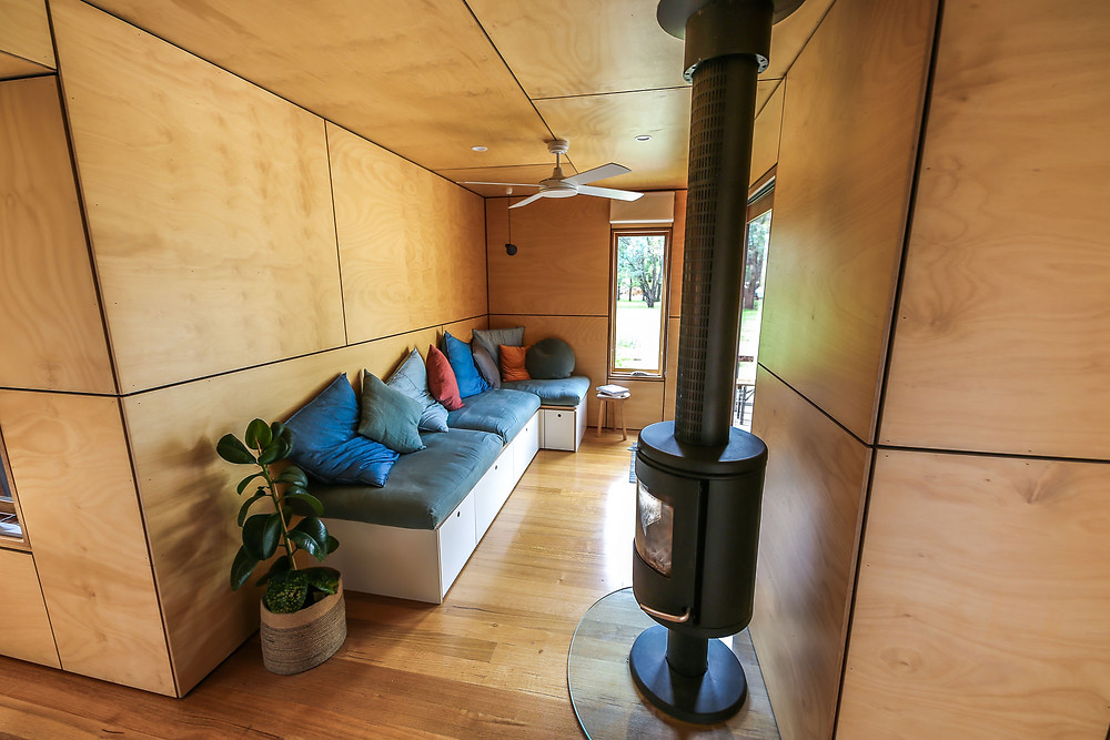 Shipping Container turn into a house
